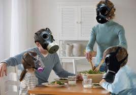 Mau cheiro em nossa casa