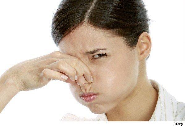 Mau cheiro humidades