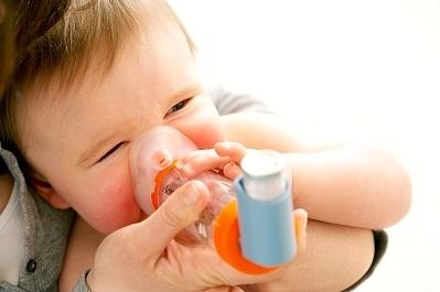 Alergia infantil e asma