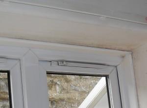 Humidades por condensaçao nas janelas